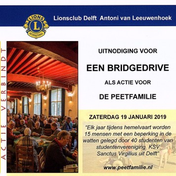 Bridgedrive Flyer